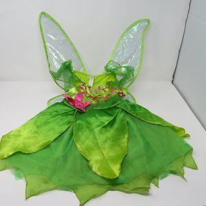 Disney TinkerBell Childs play dress size 3